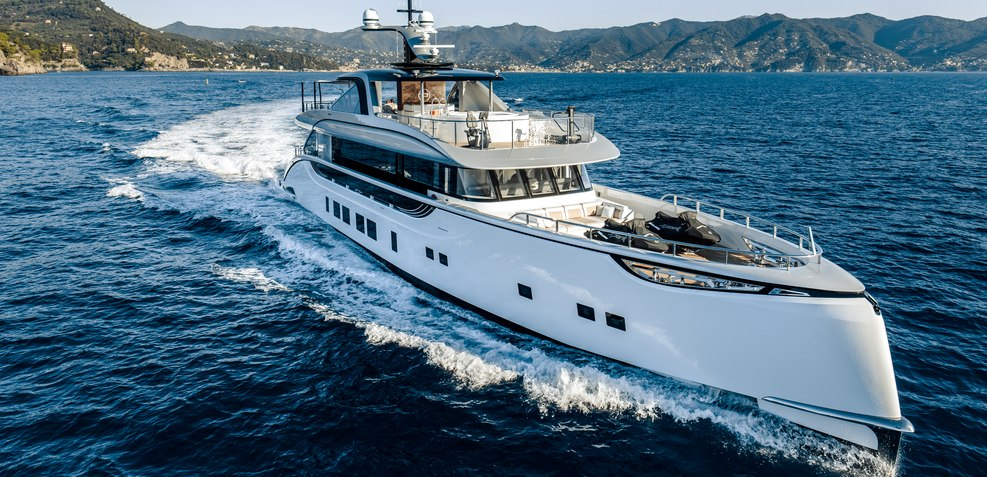 Spring Charter Yacht