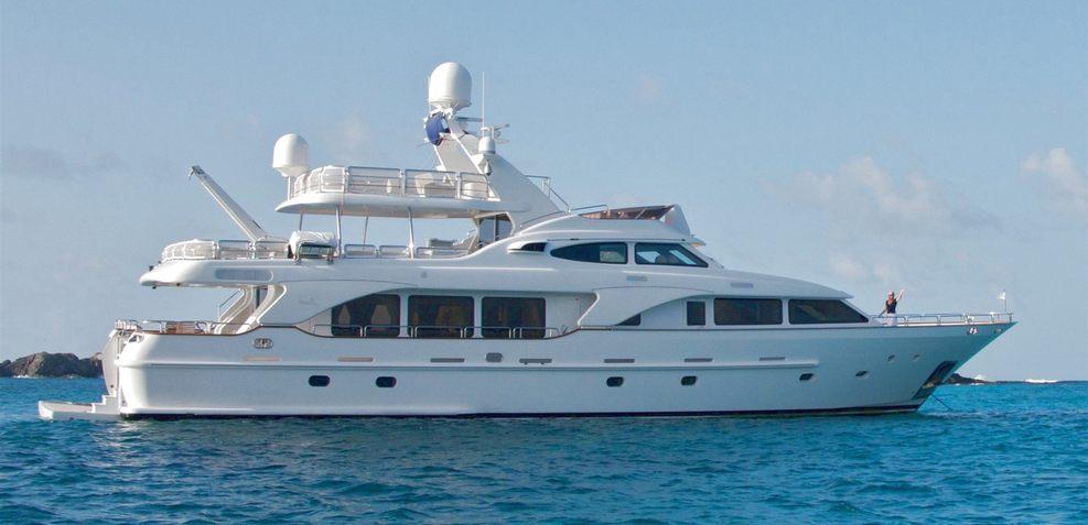 Keiki Kai Charter Yacht