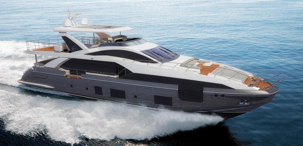 Oupas Impulse Charter Yacht