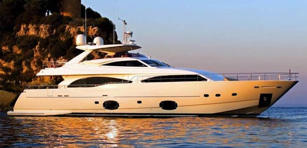 Casta Diva Charter Yacht
