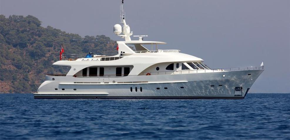 Maximus Star Charter Yacht