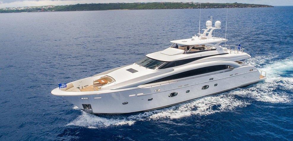 RP110 /04 Charter Yacht