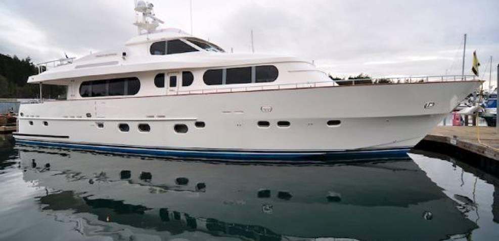 Orient-Express Charter Yacht