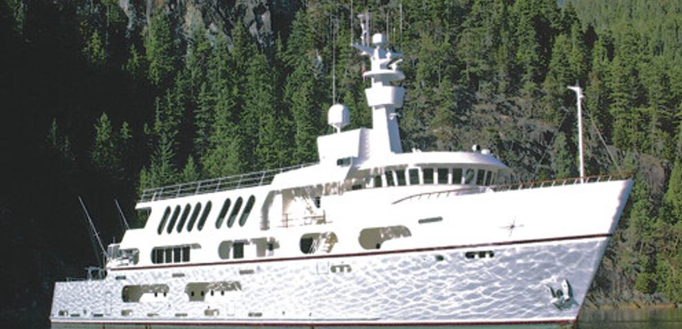 Lady D Charter Yacht