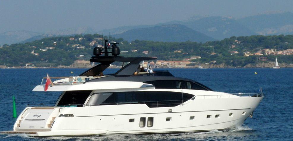 Sevenstar Charter Yacht