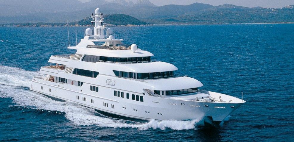 Saint Nicolas Charter Yacht