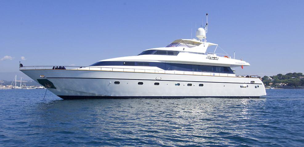 Indulgence of Poole Charter Yacht