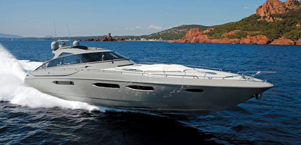 Atlantica 78 Charter Yacht