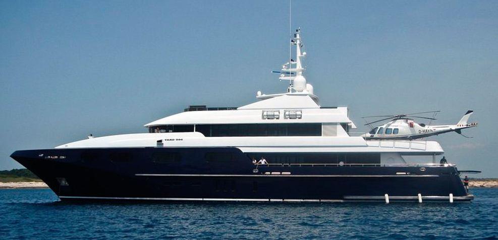 Avangard II Charter Yacht