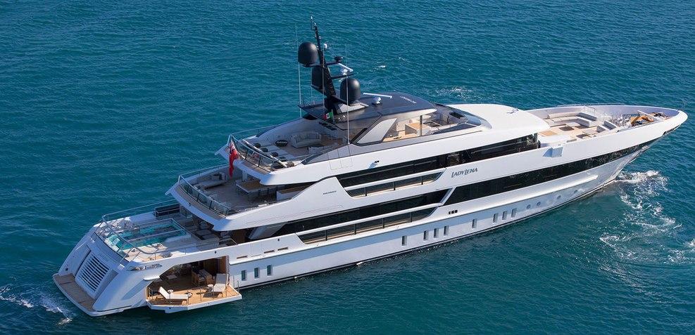 Lady Lena Charter Yacht