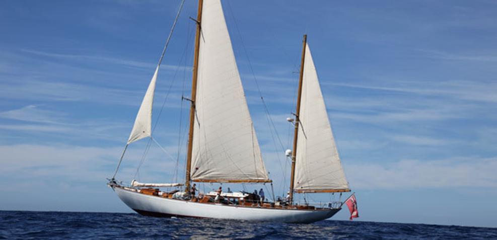 Gael Charter Yacht