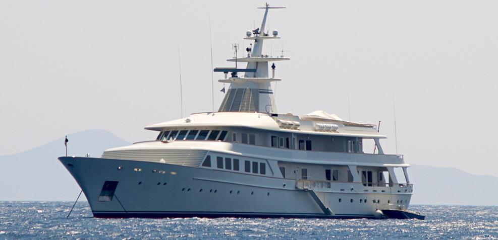 Astarte II Charter Yacht
