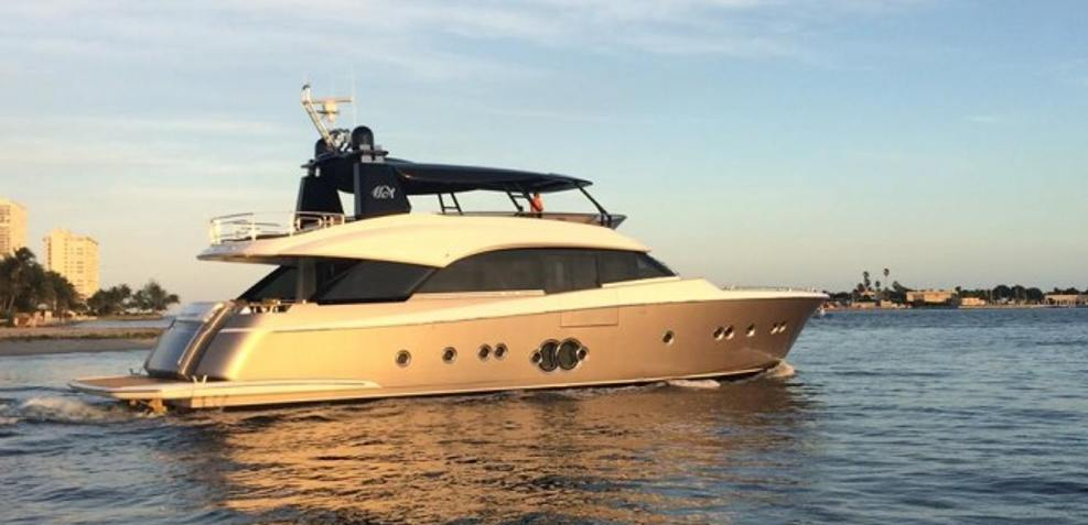 Never Say Never Charter Yacht