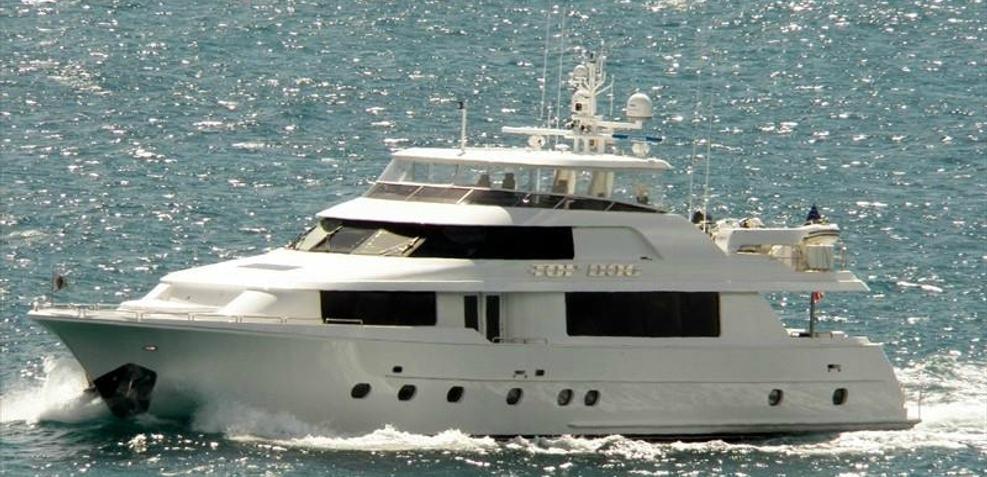 Cajun Dancer Charter Yacht
