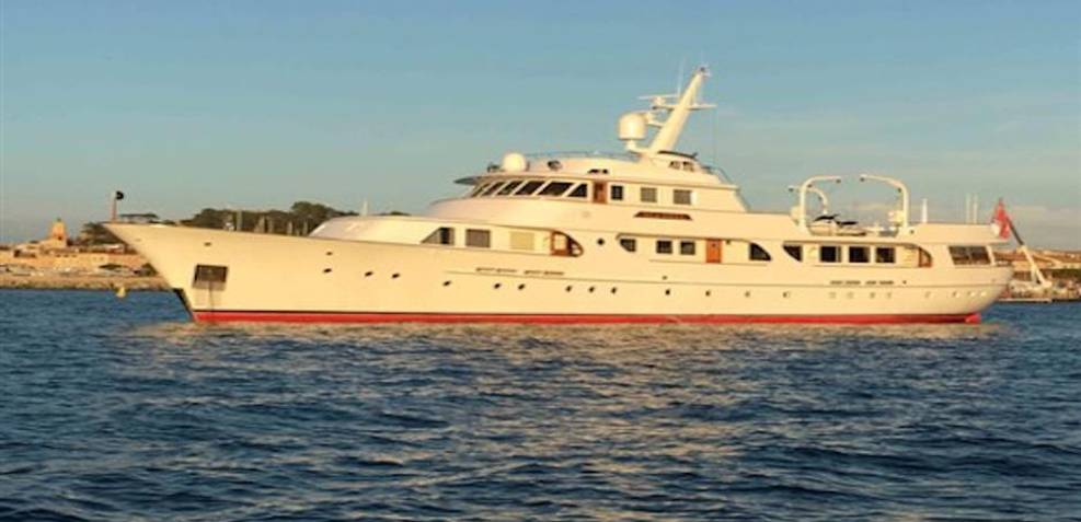 Seagull of Cayman Charter Yacht