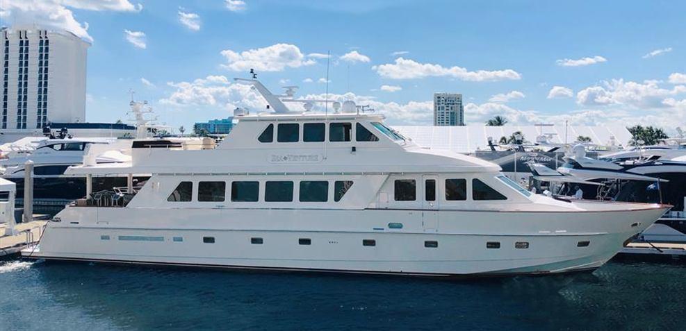 Sea Venture Charter Yacht