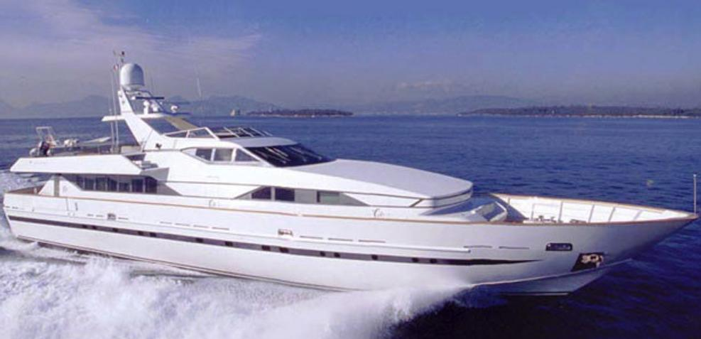 Captain Z Charter Yacht