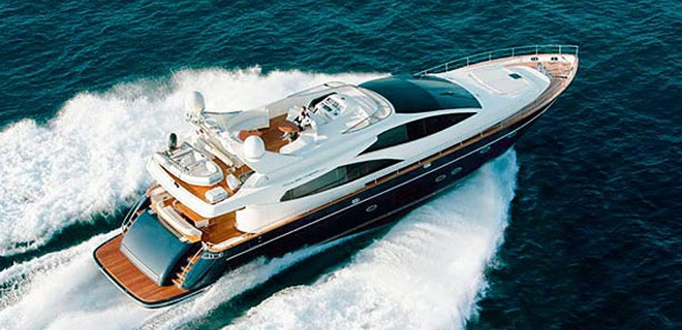 Four Flowers Charter Yacht