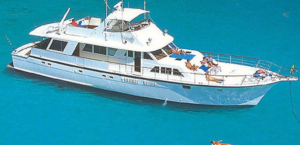 Esprit D'IV Charter Yacht