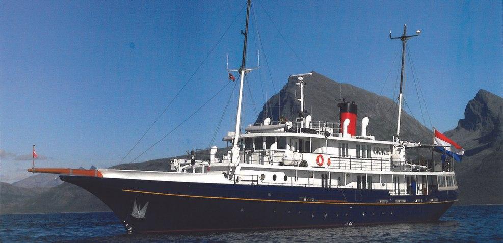Elsa Charter Yacht