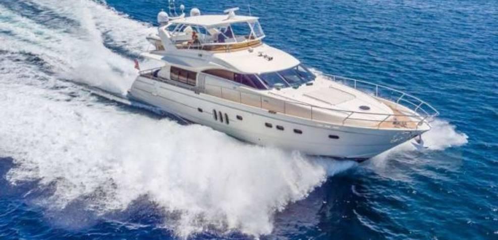 Hoya Saxa Charter Yacht