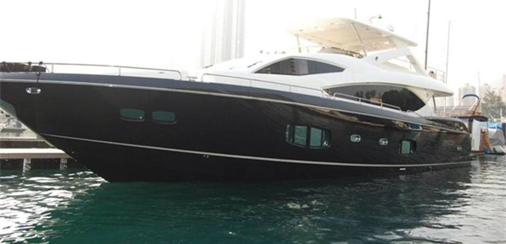 Pacific Conquest Charter Yacht
