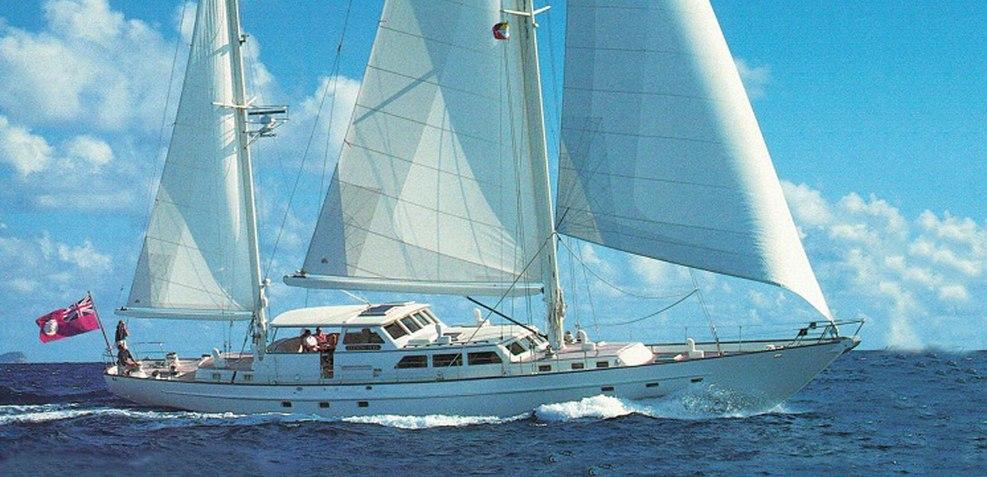 Evening Star Charter Yacht