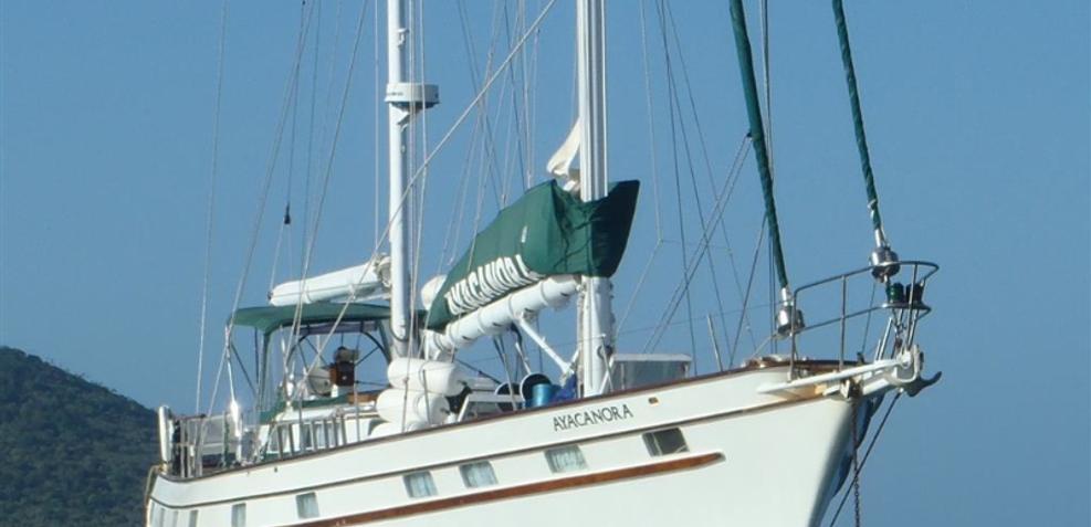 Ayacanora Charter Yacht