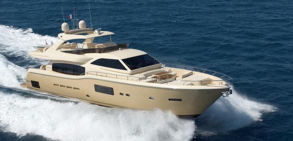 Tilusa Charter Yacht