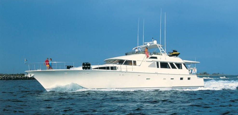 Panache Charter Yacht