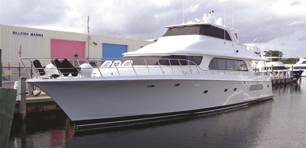 E Charter Yacht