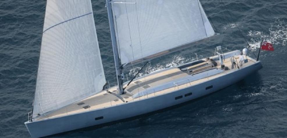 Ryokan 2 Charter Yacht
