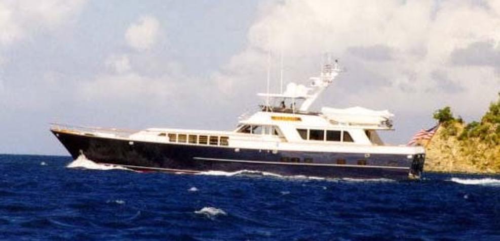 Grenadier Charter Yacht