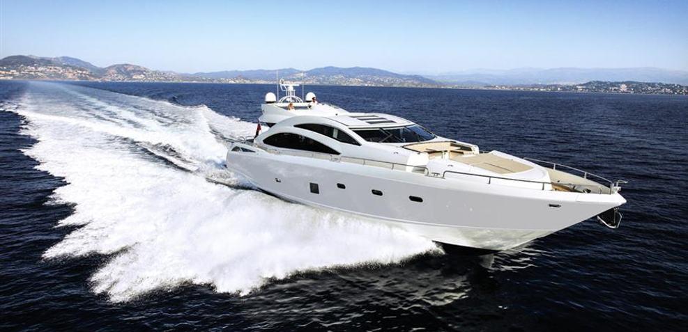 Fanamax Charter Yacht