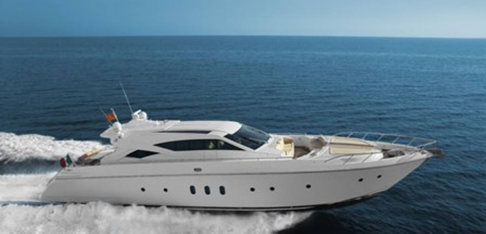 Trilly Charter Yacht
