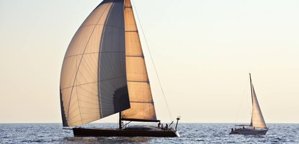 Geometry Charter Yacht