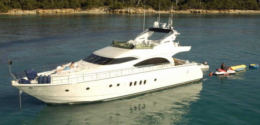 Lady Isabel Charter Yacht