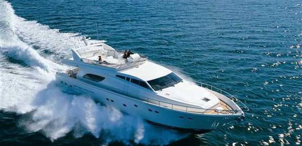 Kentavros II Charter Yacht