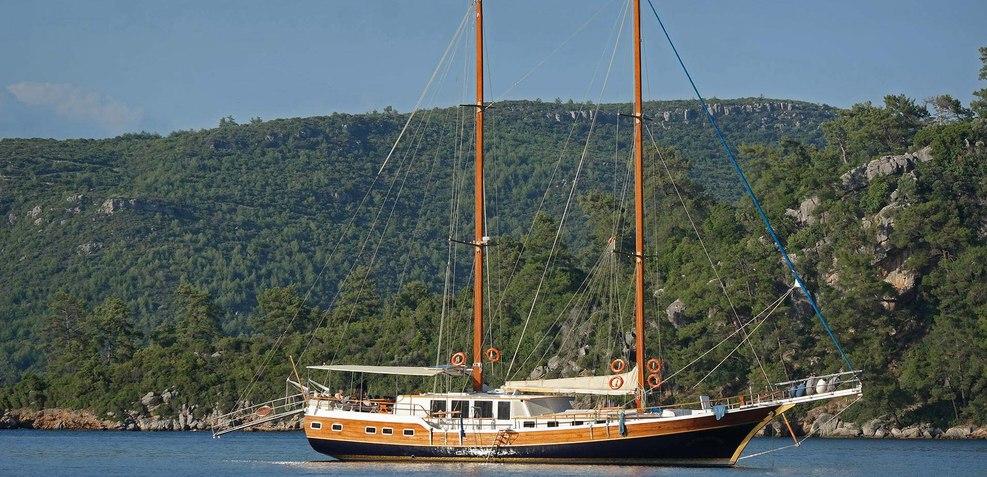 La Reine Charter Yacht