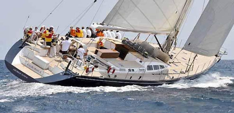 Ocean's Seven 2 Charter Yacht