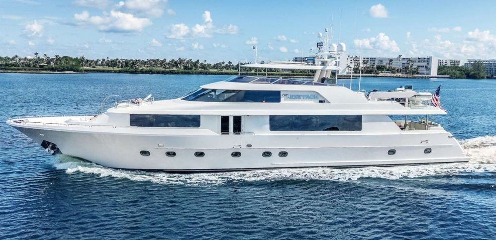 Our Heritage Charter Yacht