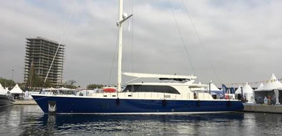 Tamer Bey Charter Yacht