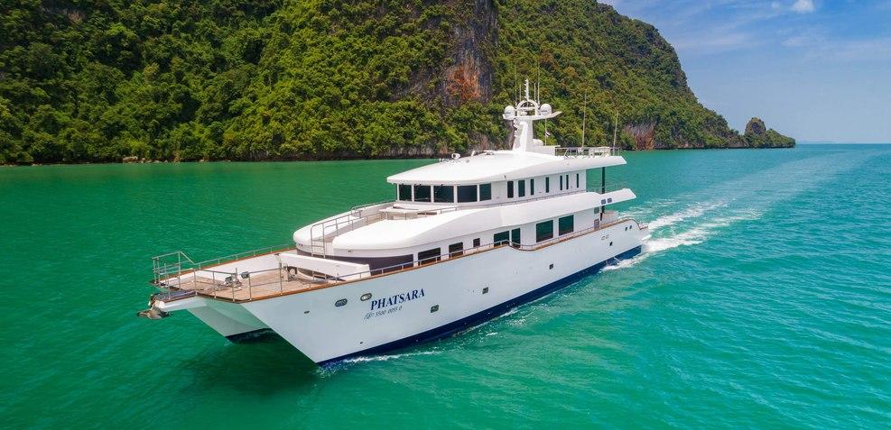 Phatsara Charter Yacht