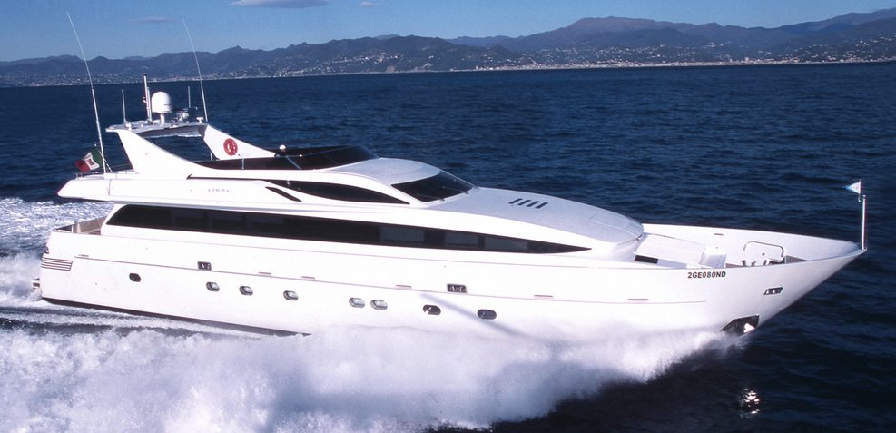PAB Charter Yacht