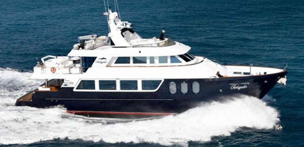 Miss Shuga Charter Yacht