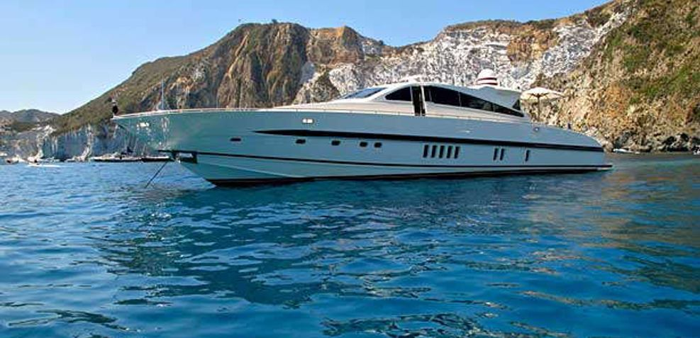GLNM Charter Yacht