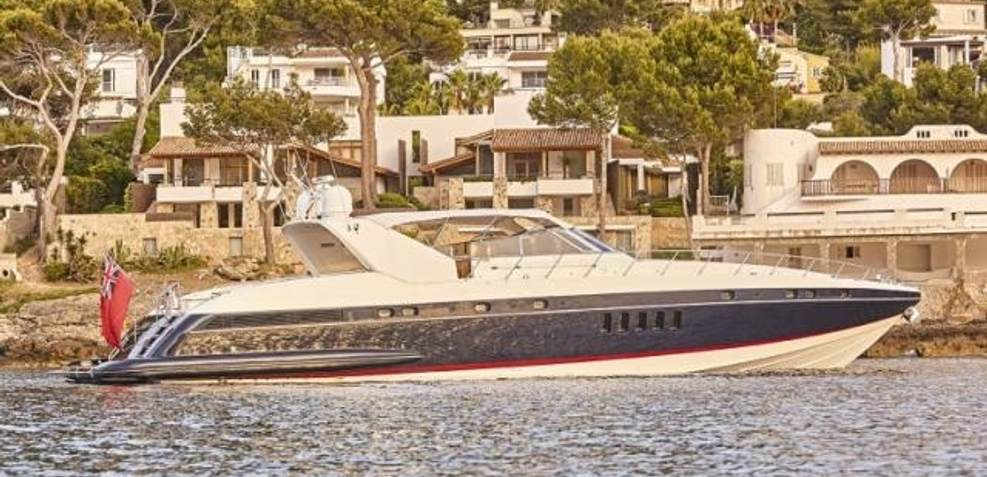 Finesse New York Charter Yacht