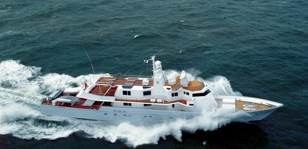 Ronin Charter Yacht