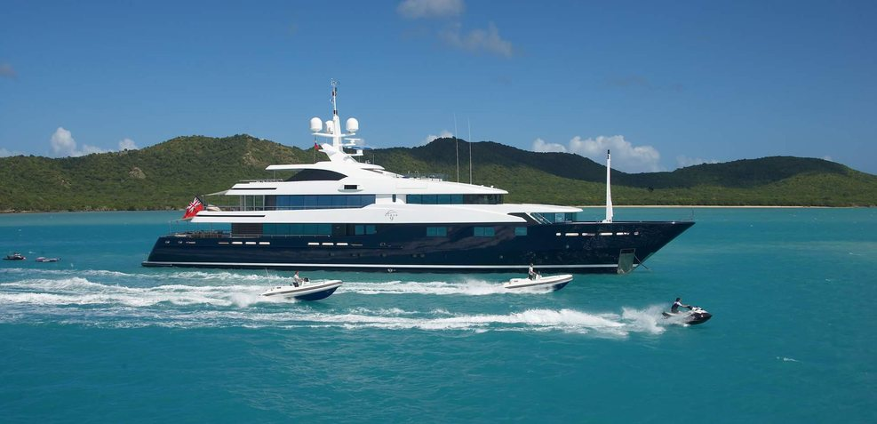 Ice Angel Charter Yacht