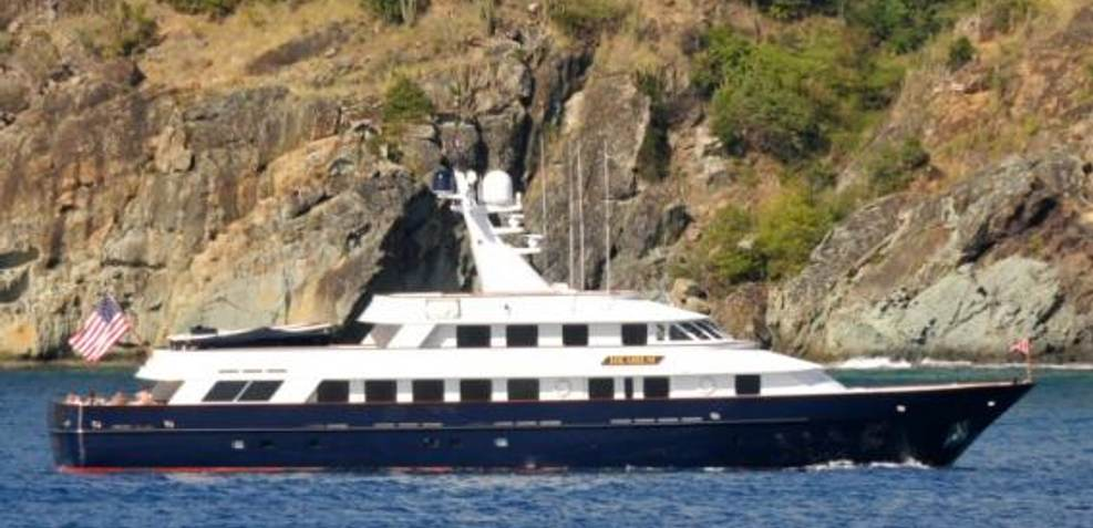 Hilarium Charter Yacht